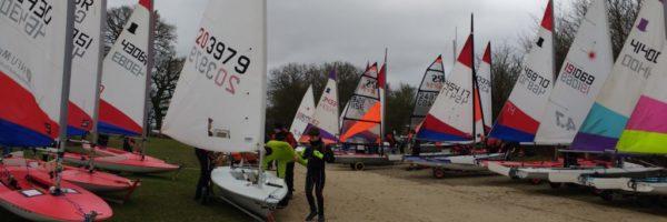 Bough Beach Sailing Club - Winter Training